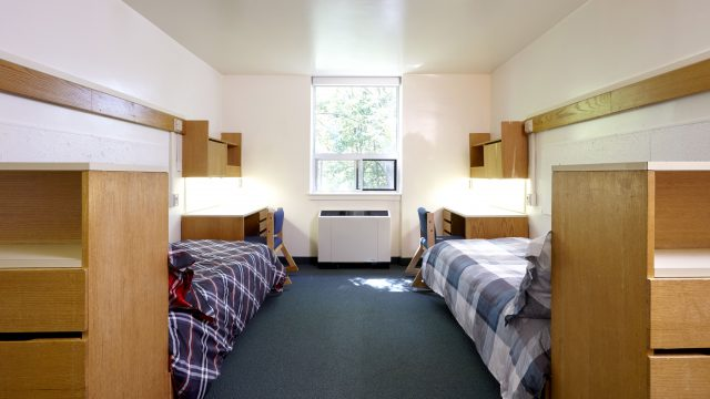 Double Room at McMaster University