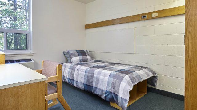 Single Room at McMaster University