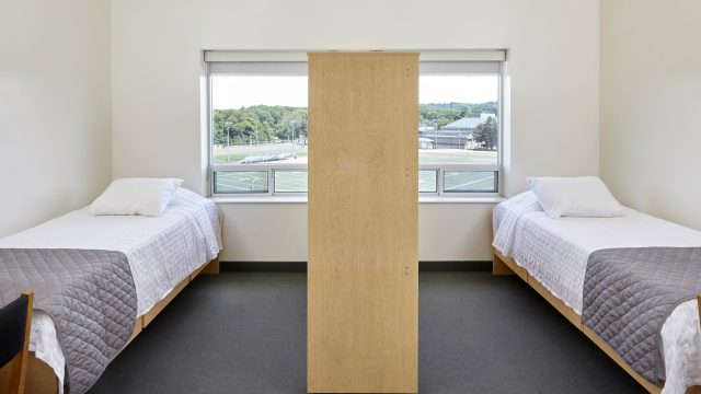 Double Room with Ensuite Washroom at McMaster University