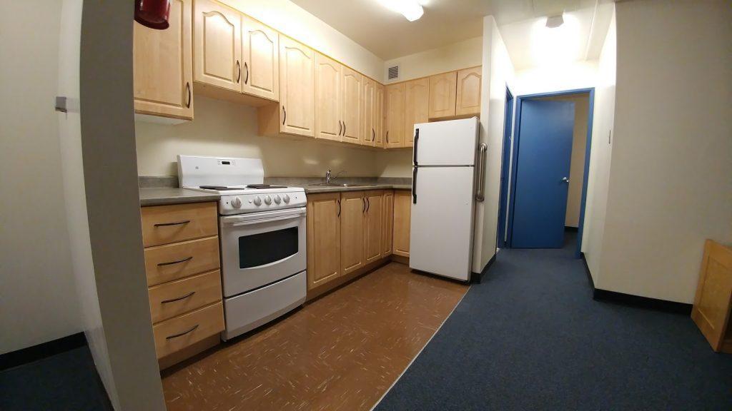 Kitchen in 4 Person Apartment