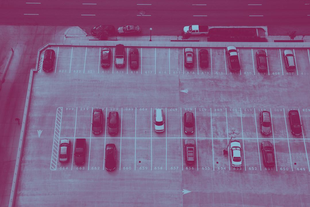 Parking duotone