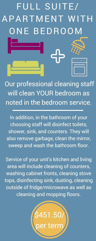 Full Suite Cleaning